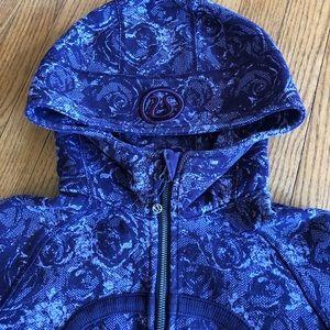 Purple Lululemon scuba hoodie!  🌸